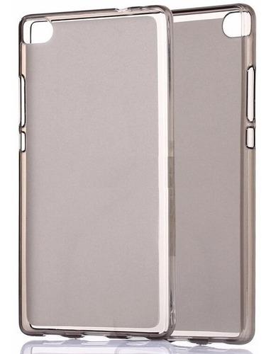 Capa Case Tpu Ultra Fina Huawei P8max P8 Max Pelicula Vidro Original