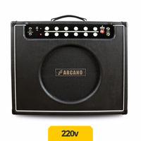 Arcano Caixa Amplificador Guitarra Ar-vt-50 5 Tubes 220v