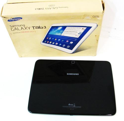Tablet Samsung Tab 3 Gt-p5200 10.1 16gb ( Com Defeito Leia ) Original