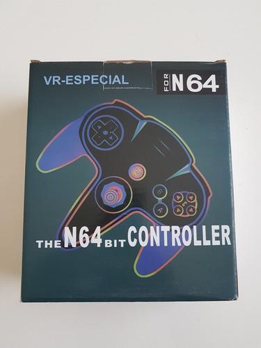 Controle Nintendo 64 Usb Para Pc