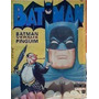 Livro Batman Coleção Invictus N° 07 Vários