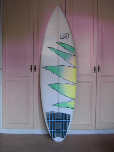Prancha De Surf Feita Na Europa Modelo Bladerunner 6'2 Original