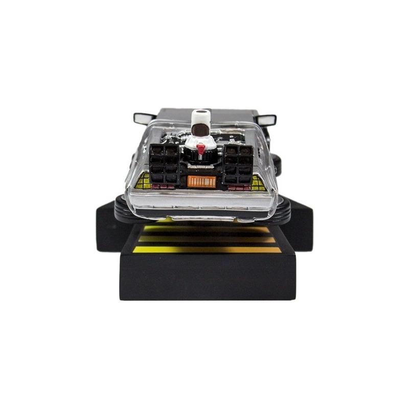 Estátua Delorean Time Machine Premium - De Volta Para o Futuro - Factory Entertainment