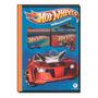 Hot Wheels Box 6 Mini Livros