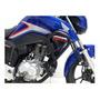 Protetor Motor E Carenagem Chapam Titan 160 Fan160 Com Pedal