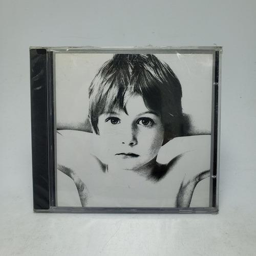 Cd U2 - Boy  Lacrado Original