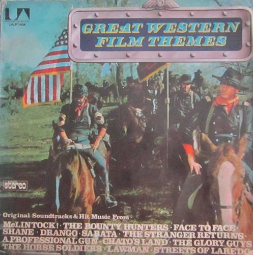 Lp Great Western Film Themes Original