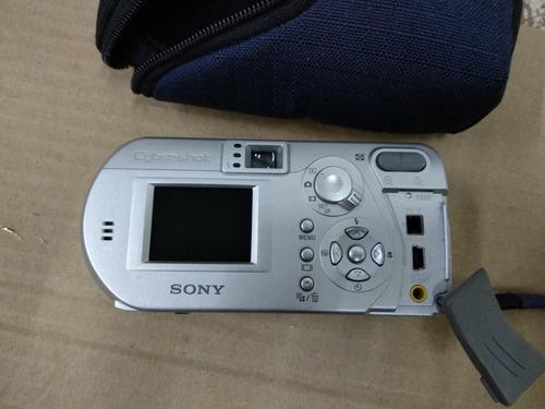 Maquina Fotografica Digital Sony Usado Com Defeito. Original