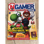 Revista Ngamer 30 Super Mario Bros Wii Kingdom Hearts