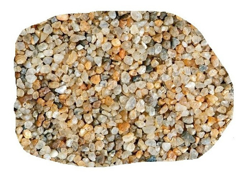 Areia De Quartzo P/ Filtro Central E Filtro P/ Piscinas 2kg Original