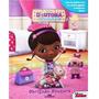 Livro Com 12 Miniaturas Doutora Brinquedos Obrigado Dout