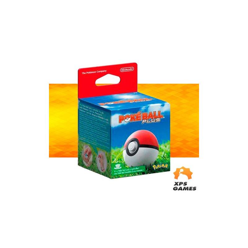 Pokeboll Plus - Pokebola Nintendo Switch