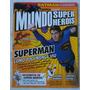 Revista Mundo Dos Super heróis Nº 1 Superman