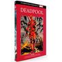 Revista Deadpool Coleção Heróis Marvel Salvat
