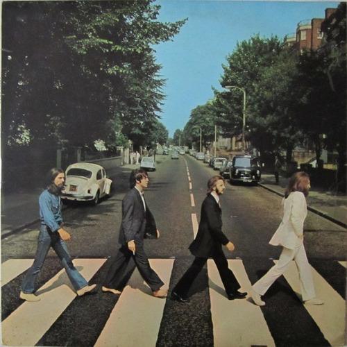 Lp Beatles Abbey Road Stereo 1969 Inglês Uk Pcs 7088 (1.st) Original
