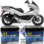 Bateria De Moto Pcx150 Dlx/sport 2013 À 2018 Moura 12v 5ah