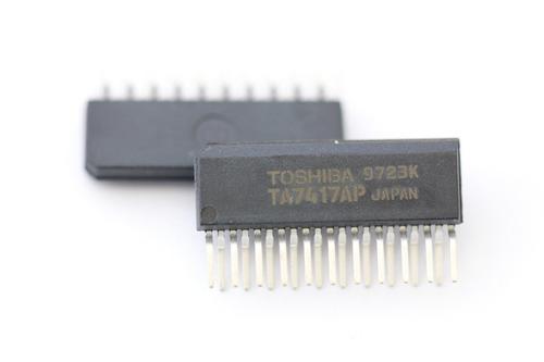 Ta7417ap Ta 7417ap - Dual Pre Amplifier System.. Original