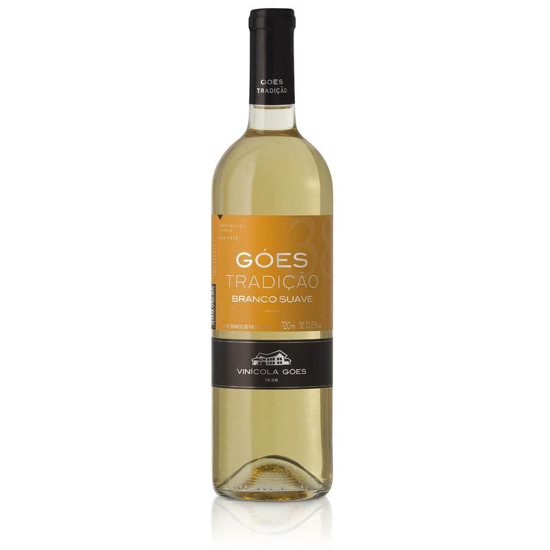 Vinho Tradição Branco Suave Niagara 720ml - Góes