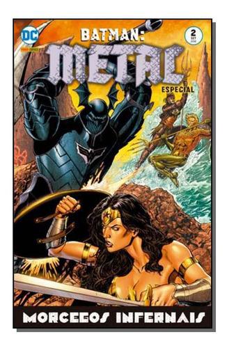 Batman Especial: Metal Vol. 2 Original
