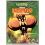 Livro De Insetos E Outros Artrópodes Recreio Ed. Abril