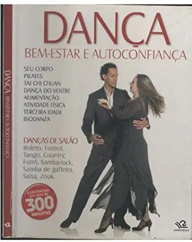 Livro Dança Bem Estar Autoconfiança Cinthia Ceribelli Original