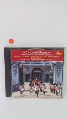 Cd The Band And Trumpeters Of The Royal Military School Imp. Original