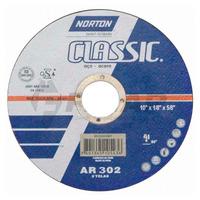 "Disco de Corte Classic AR302 Norton 10"" x 1/8"" x 5/8"""
