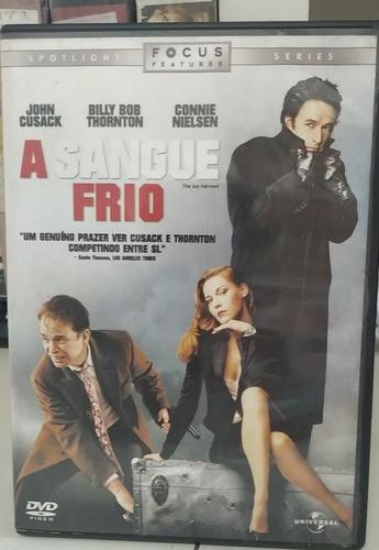 A Sangue Frio -dvd Original