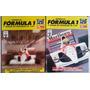 Revistas História Da Fórmula 1 temporada 1991 Ayrton Senna
