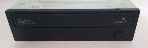 Leitor De Cd/dvd Samsung Writer  Sh-s223 Sata Usada Ref:h41 Original
