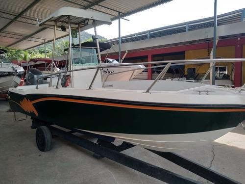 Lancha Wellcraft 599 Yamaha 100 Hp 4 Tempos - Fish Fishing