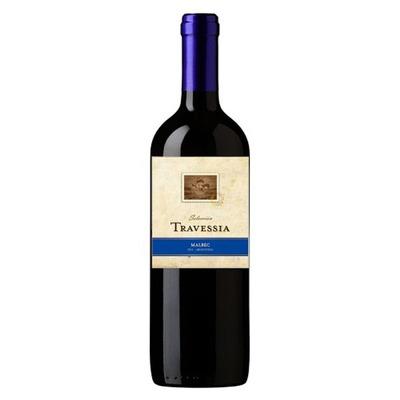 Vinho Fino Malbec 750ml - Travessia