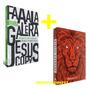 Fala Galera Jesuscopy Bíblia Jesus Copy Leão Vermelho