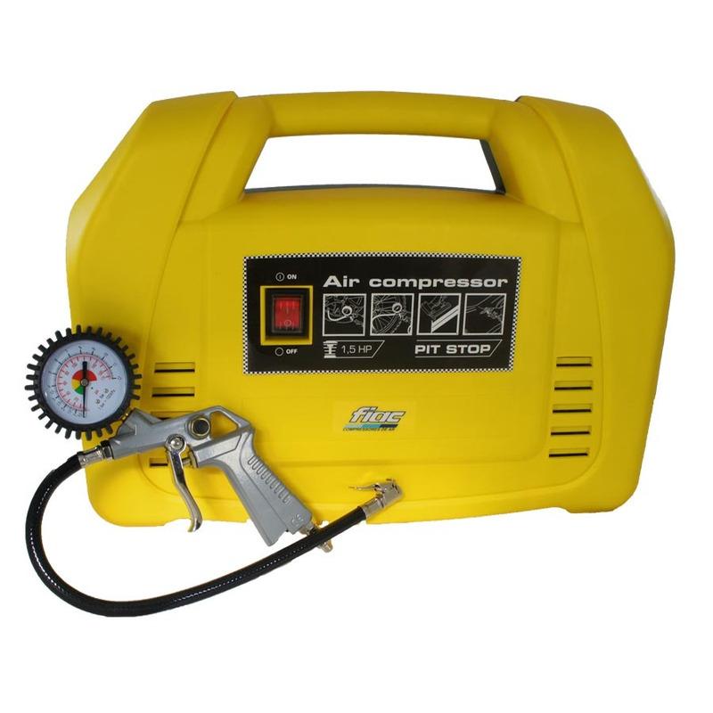 Compressor de Ar sem Óleo - Pit Stop - Fiac