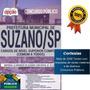 Apostila Cargos De Nível Superior Prefeitura Suzano Sp