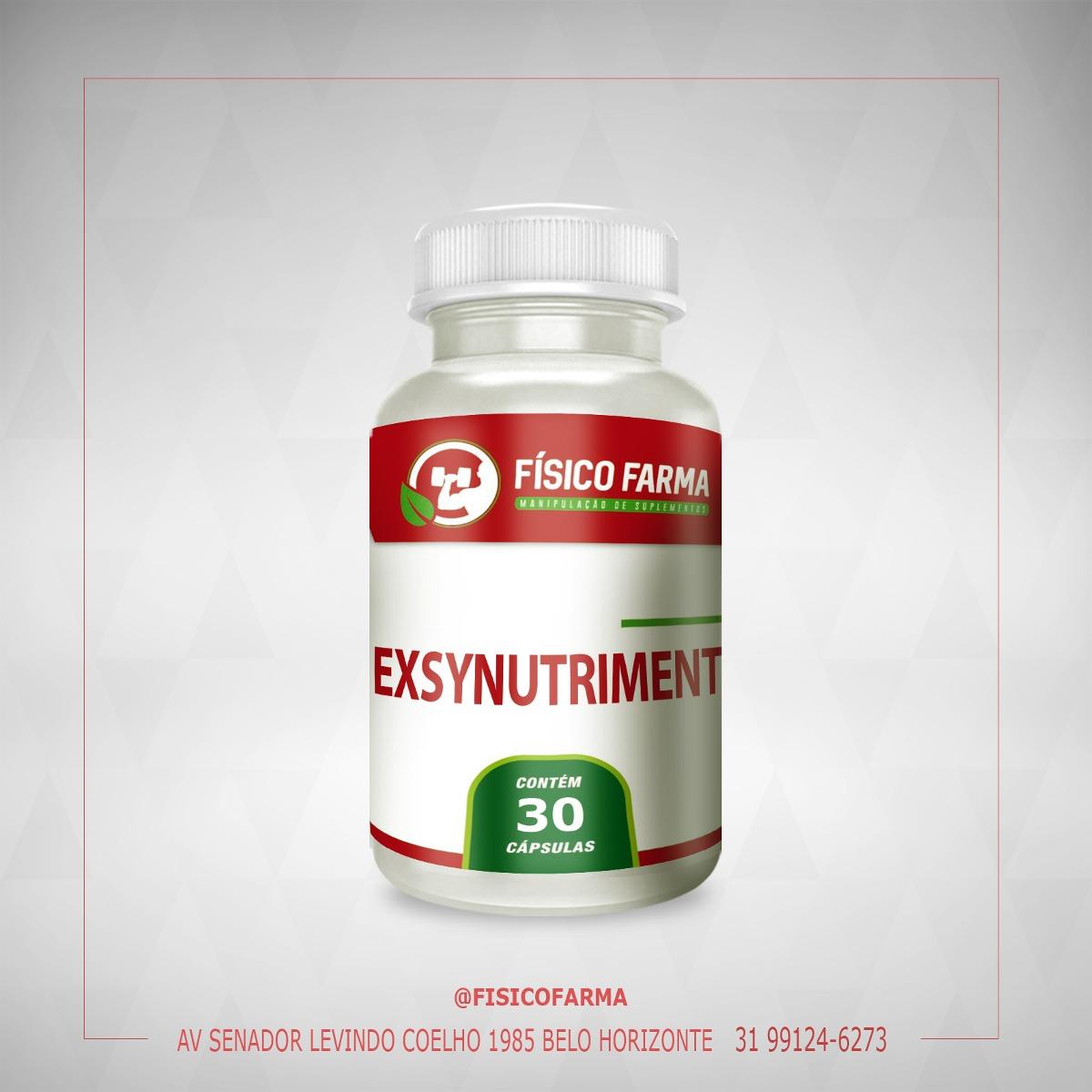 Exsynutriment 150Mg - 30 Cápsulas
