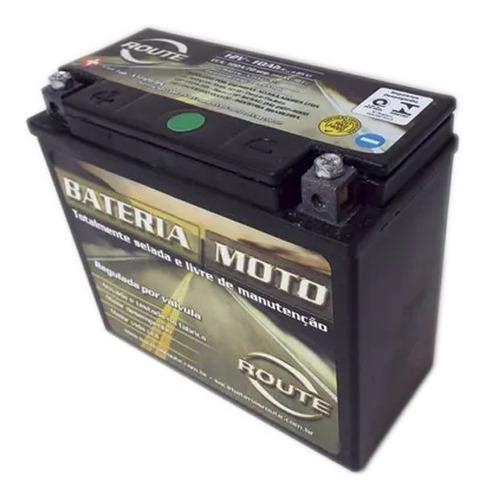 Bateria Yamaha Tdm 900 R1 1000 R6 Xj6 V-star Xtz12b-bs Route Original