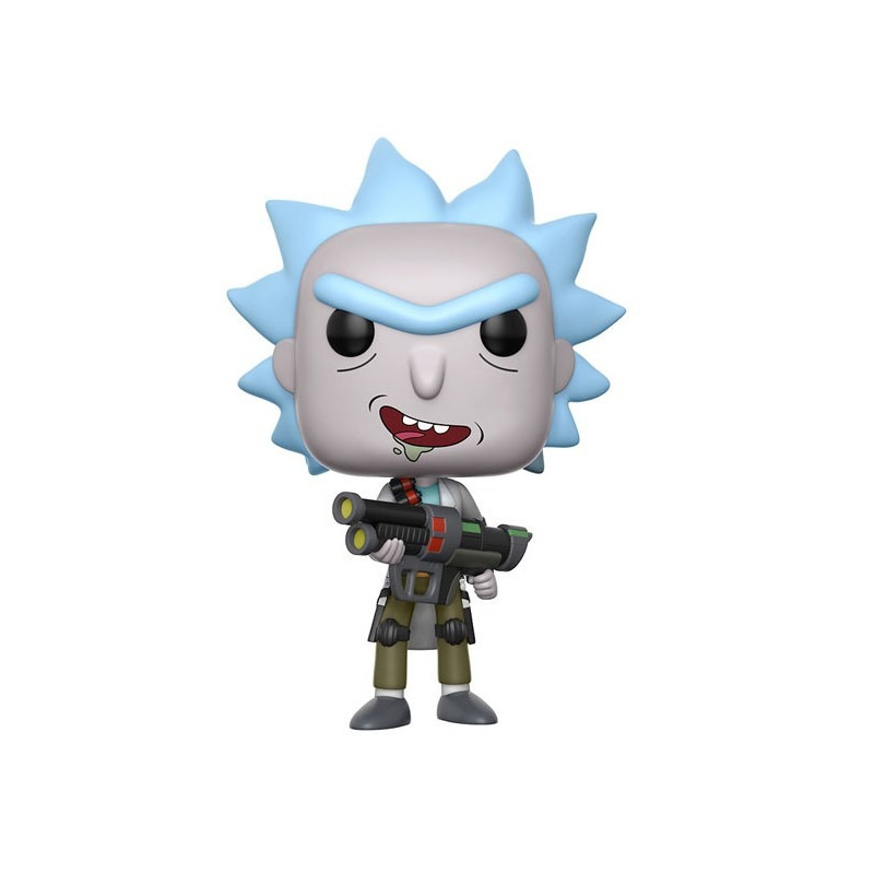 Weaponized Rick Chase Edition Pop Funko #172 - Rick & Morty - Animation