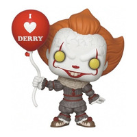 Funko Pop Pennywise with balloon #780 - IT Chapter 2 - A Coisa - Movies