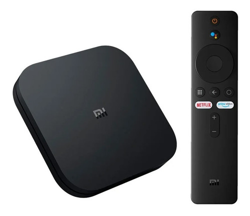 Xiaomi Mi Box S Smart Tv Box Android 4k Uhd Hdr Mdz-22-ab Original