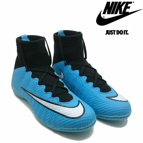 ... comprar Tênis Futsal Nike Botinha Mercurial Cr7 Messi Neymar Queimão ... 485ba6e53cbca