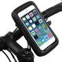 Suporte Guidão Bike Moto Smartphone Ou Gps Até 6 Polegadas