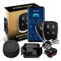 Alarme Positron Para Carro Bluetooth Controle Pelo Celular