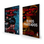 Five Nights Freddys : Olhos Prateados & Os Distorcidos Jogos
