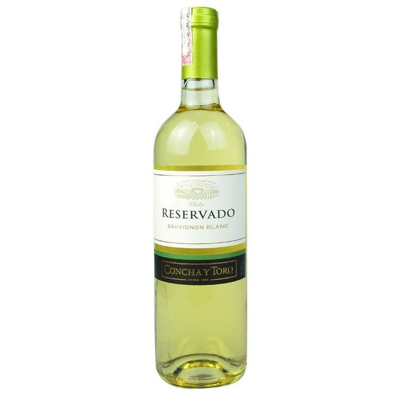 Vinho Fino Reservado Sauvignon Blanc 750ml - Concha y Toro