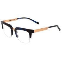 Comprar Evoke Volt 07 - Óculos De Grau G21 Black Marble Temple Gold 5f6ecce3bc