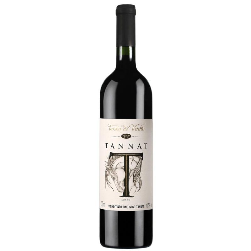 Vinho Tinto Seco Fino Tannat 750ml - Adega Terra do Vinho