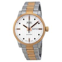 9e5f6779f49 Comprar Relógio Mido Multifort Automatico Misto Dourado Oportunidade