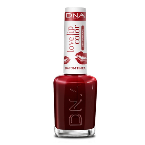 Dna Love Lip Color Batom Tinta 10ml Love Red