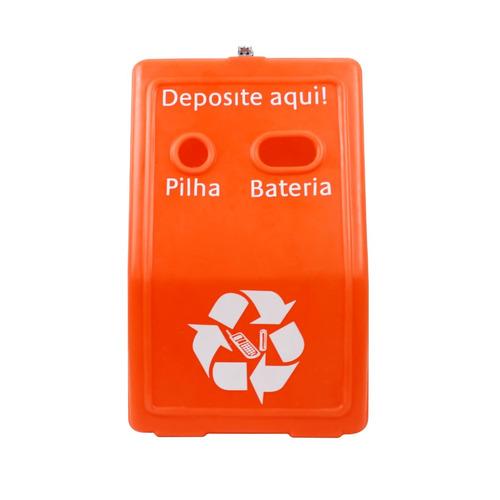 Coletor De Pilhas E Bateria